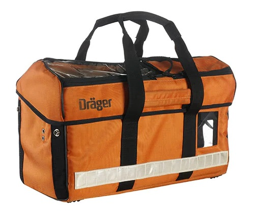 DRAGER Oxylog 1000 Ventilator with Bag (1)