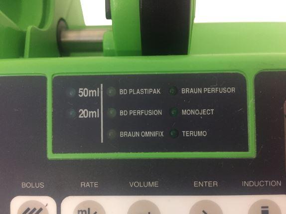 FRESENIUS Pilot Anaesthesia Syringe Pump (Refurbished)