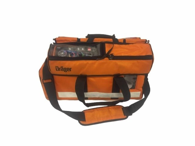 DRAGER Oxylog 1000 Ventilator with Bag (Refurbished)
