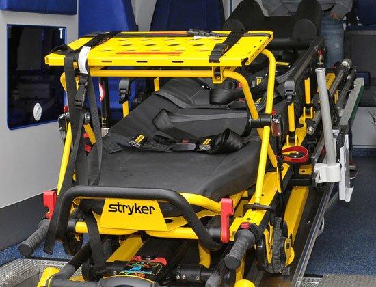 Stryker Stretcher Defibrillator Platform (2)