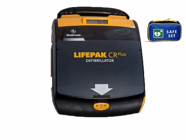 Physio Control LIFEPAK CR Plus AED Defibrillator (Gereviseerd)