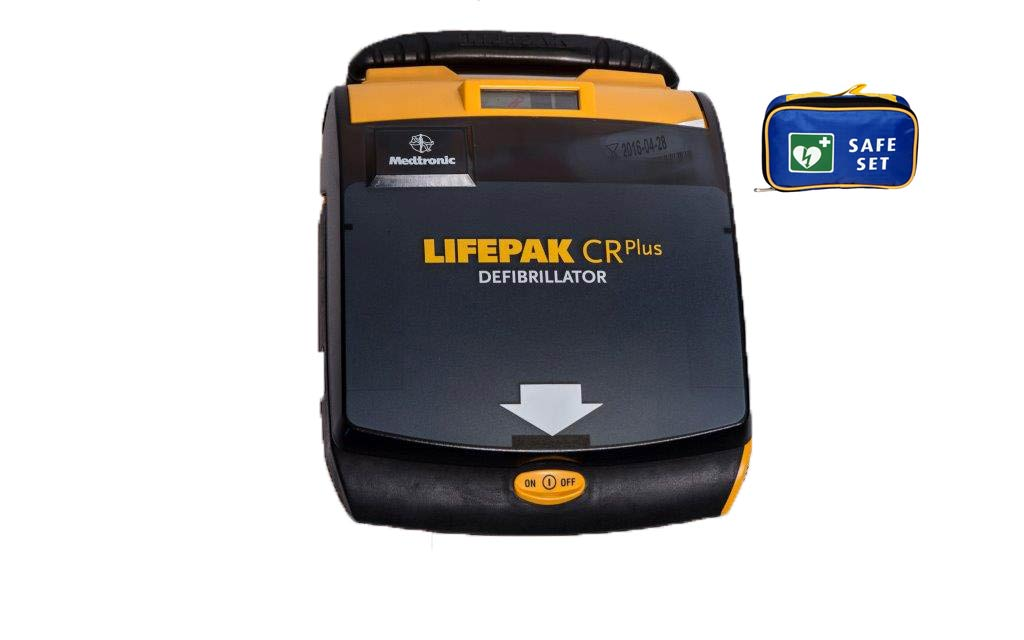 Physio-Control LIFEPAK CR Plus AED Defibrillator (Refurbished)