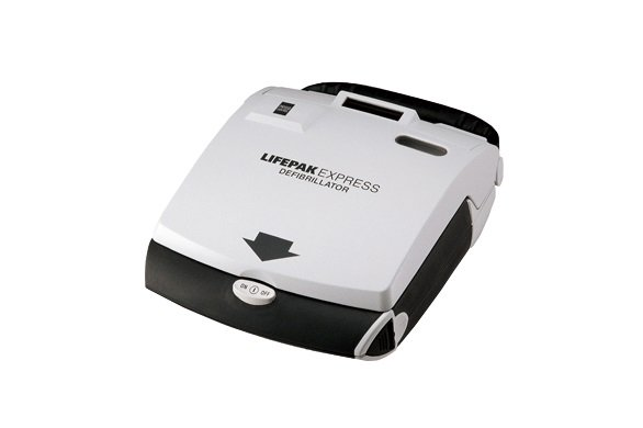 Physio-Control Lifepak Express AED (1)