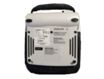 Physio-Control Lifepak Express AED - Back Side
