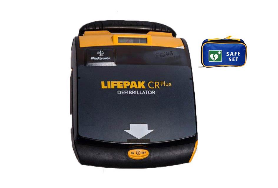 Physio-Control LIFEPAK CR Plus AED Defibrillator (11)