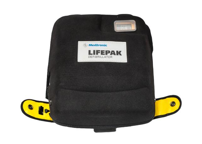 Physio-Control Lifepak 1000 AED Defibrillator - Bag