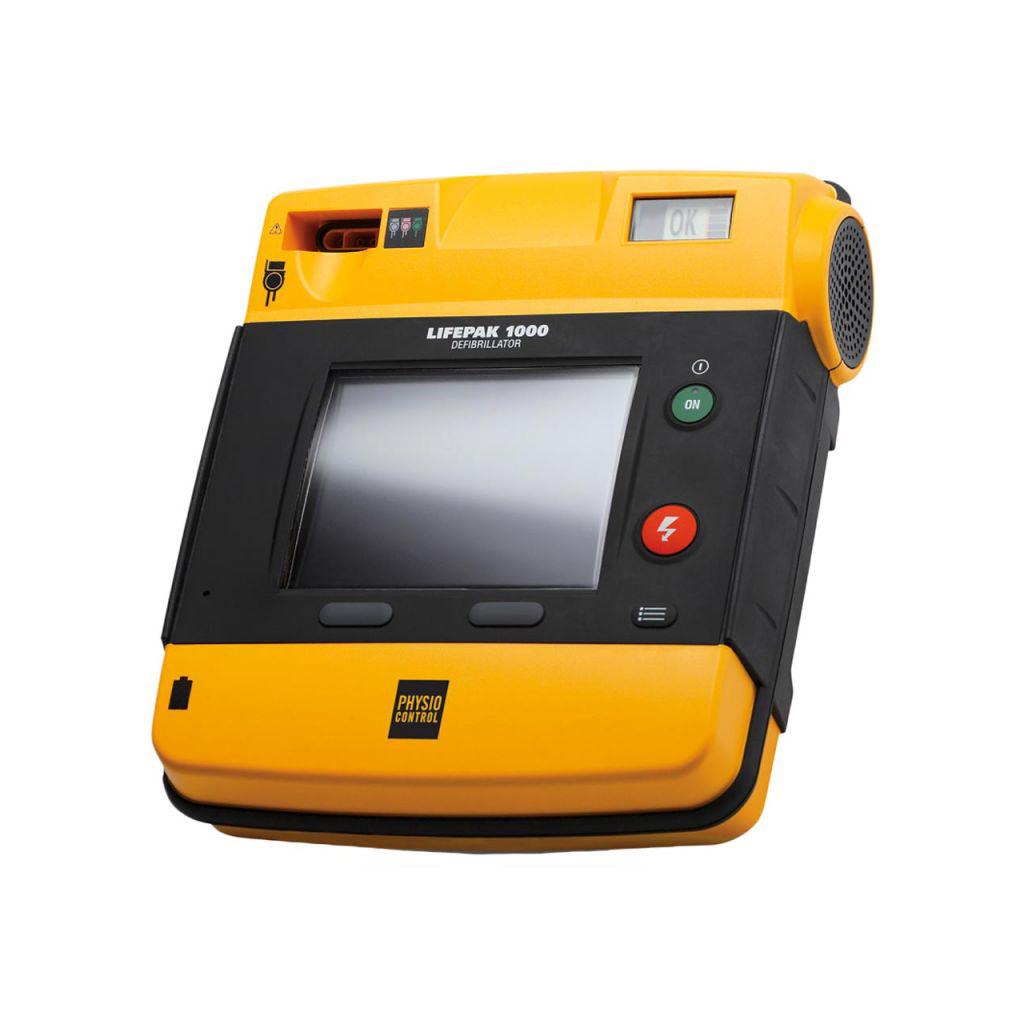 Physio-Control Lifepak 1000 AED Defibrillator (6)