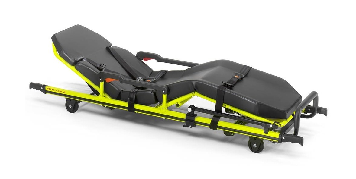 Kartsana Trolley MTR120 Stretcher TG8802 - Ambulance (1)
