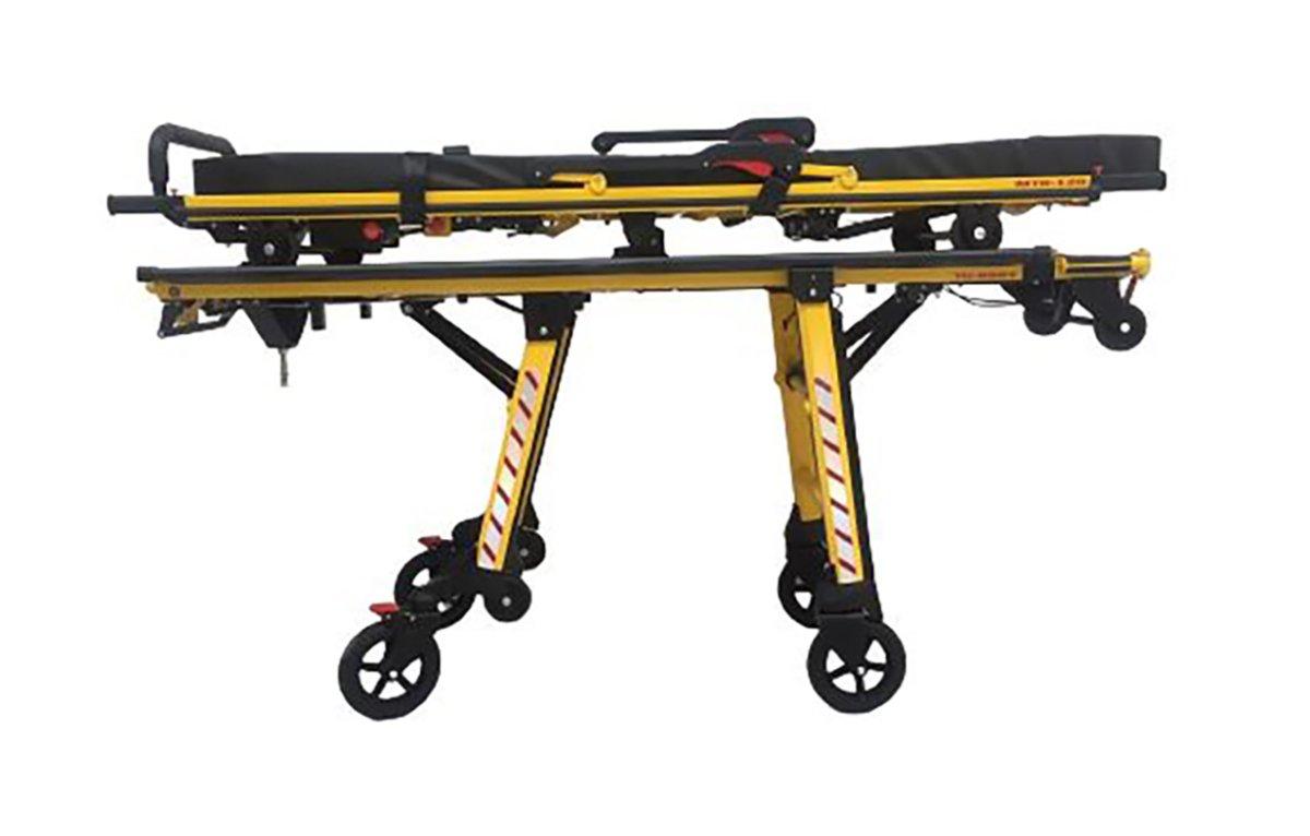 Kartsana Trolley MTR120 Stretcher TG8802 - Ambulance (5)D
