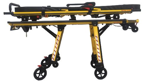 KARTSANA Trolley MTR120 and Stretcher TG8802 (Refurbished)