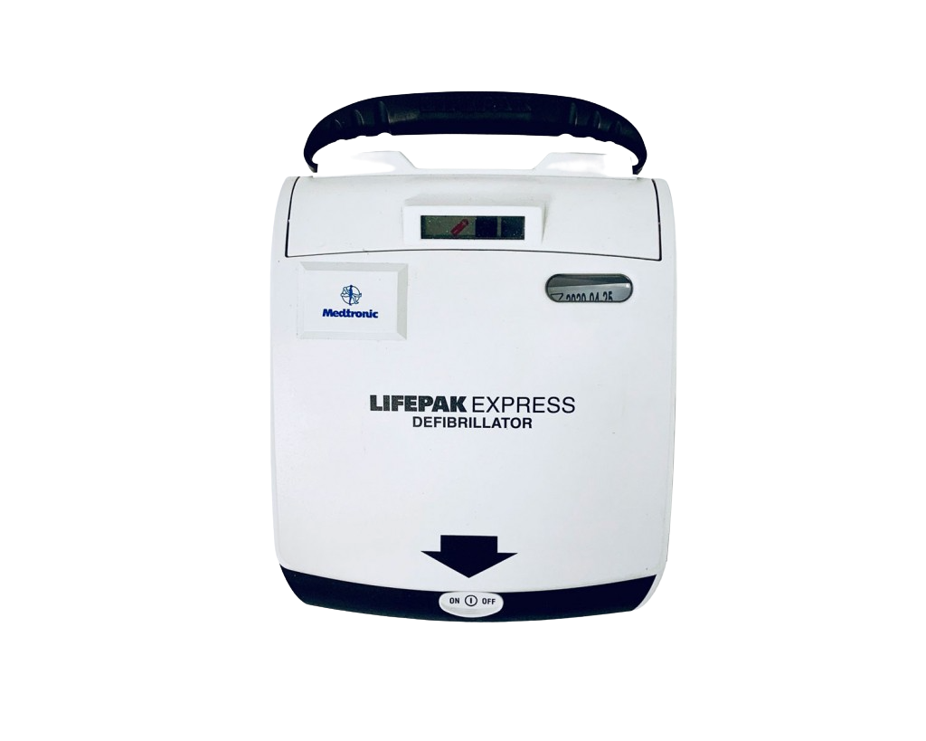 LIFEPAK Express AED semi automatic defibrillator