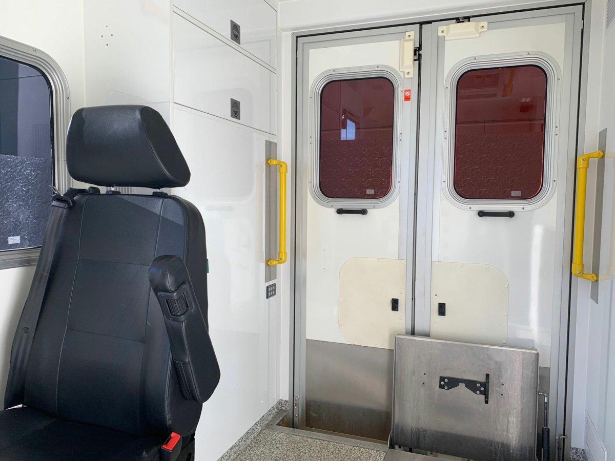 21020 Mercedes-Benz Sprinter Container Ambulance - 2015