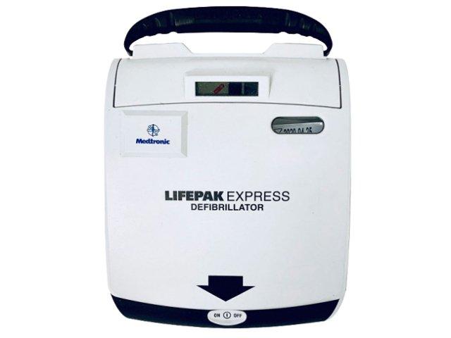 Physio-Control LIFEPAK Express AED Semi-Automatic Defibrillator (Refurbished)