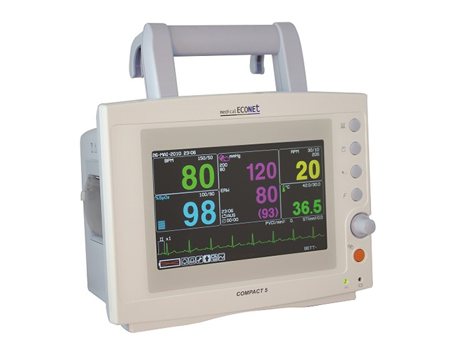 Medical Econet Compact 5 – Patient Monitor (2)