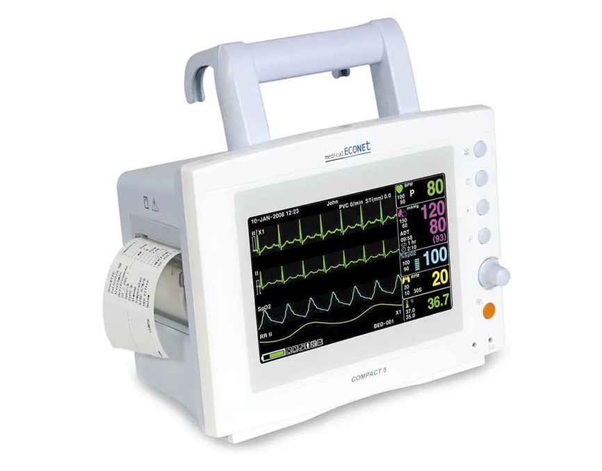 Medical Econet Compact 5 – Patient Monitor (3)