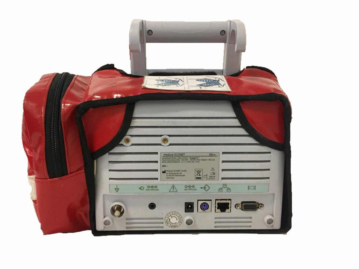 Medical Econet Compact 5 Patientenmonitor (Refurbished)Medical Econet Compact 5 Patientenmonitor (Refurbished)