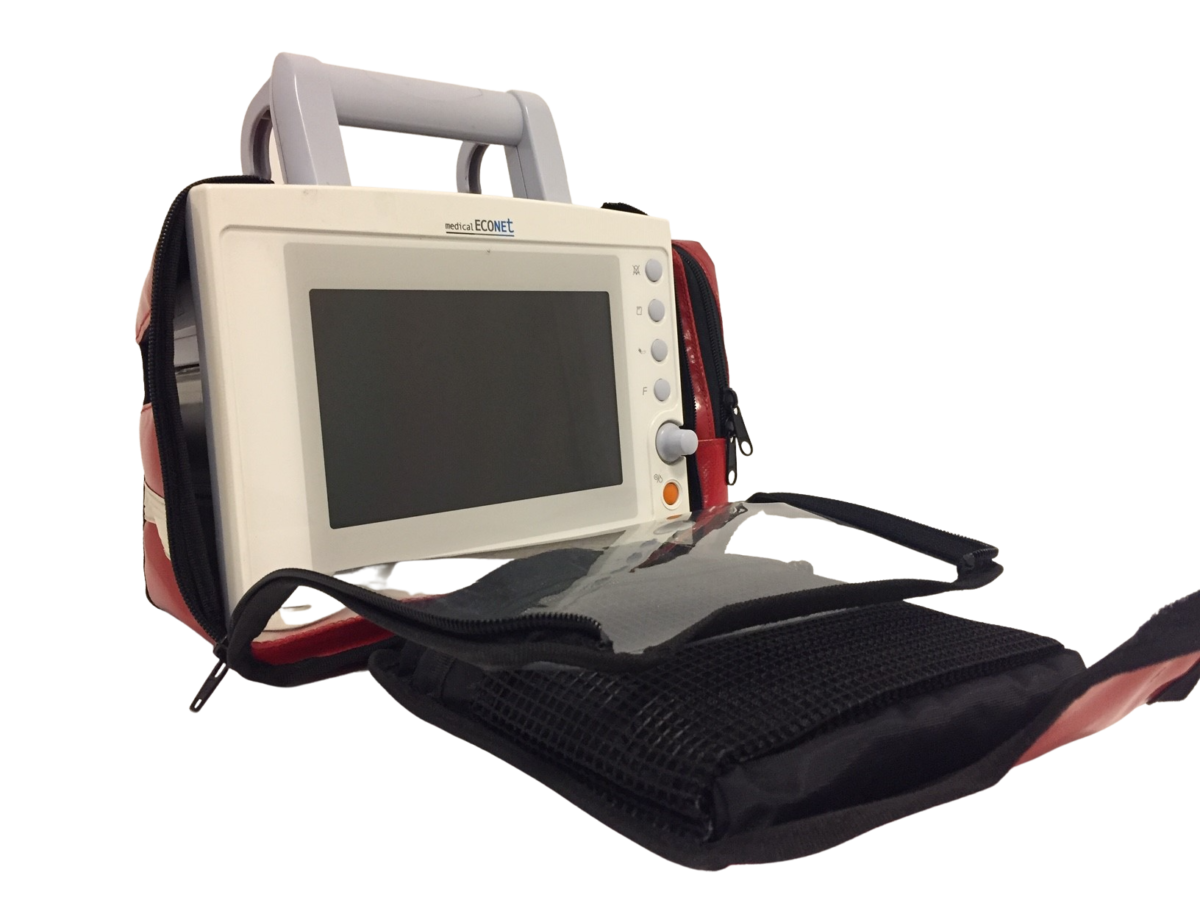 Medical Econet Compact 5 Patientenmonitor (Refurbished)