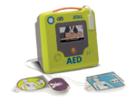 ZOLL AED 3 Defibrillator - with Pads