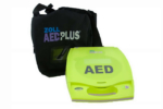 ZOLL AED Plus Defibrillator - With Bag