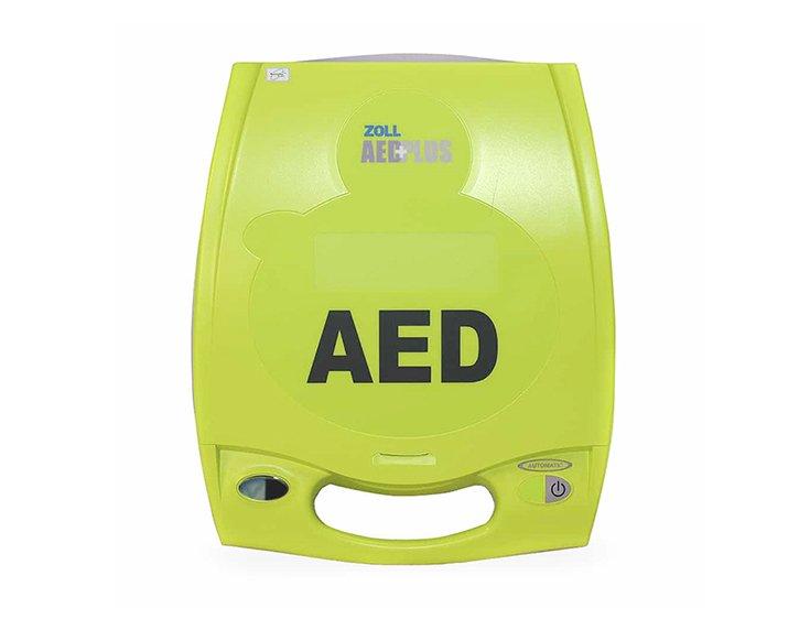 ZOLL AED Plus Defibrillator - Back Side