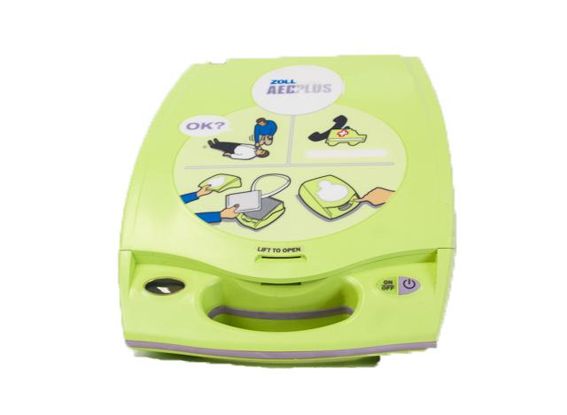 ZOLL AED Plus Defibrillator (Refurbished)