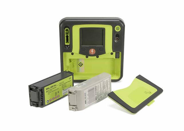 ZOLL AED Pro Defibrillator (4)