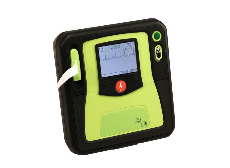 ZOLL AED Pro Defibrillator (7)