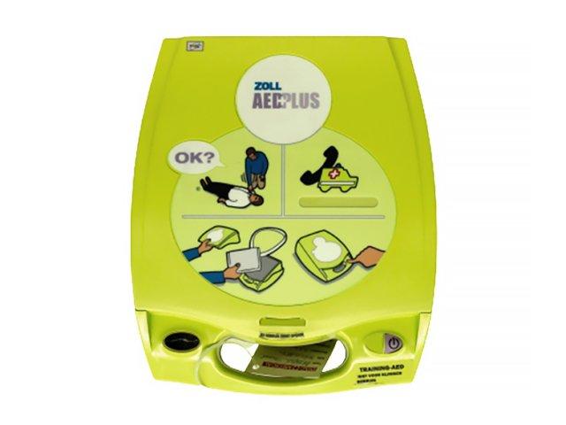 ZOLL AED Plus Defibrillator Trainer (German Language)