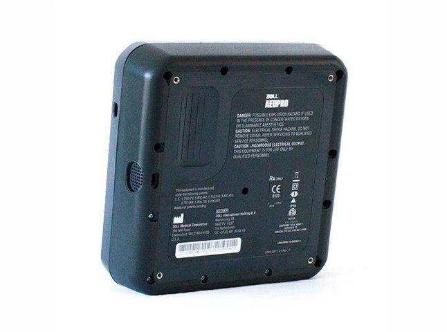 ZOLL AED Pro Defibrillator - Backside