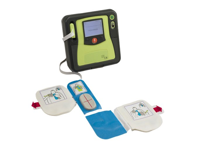ZOLL AED Pro Defibrillator - With Pads