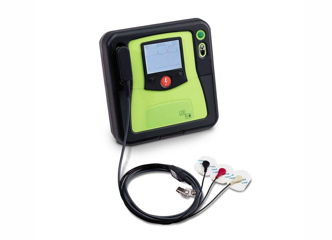 ZOLL AED Pro Defibrillator (15)