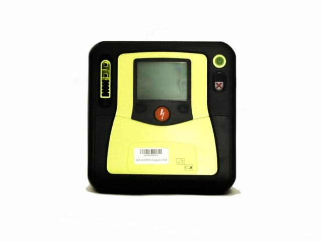 ZOLL AED Pro Defibrillator – with 3-lead ECG (Refurbished)