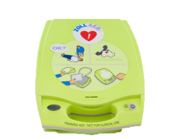 ZOLL AED Plus Defibrillator Trainer (Refurbished)