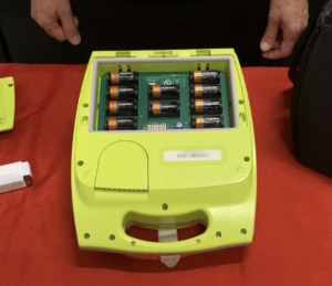 Zoll AED Plus Batteries
