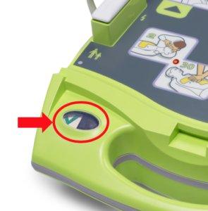 ZOLL AED Status Indicator