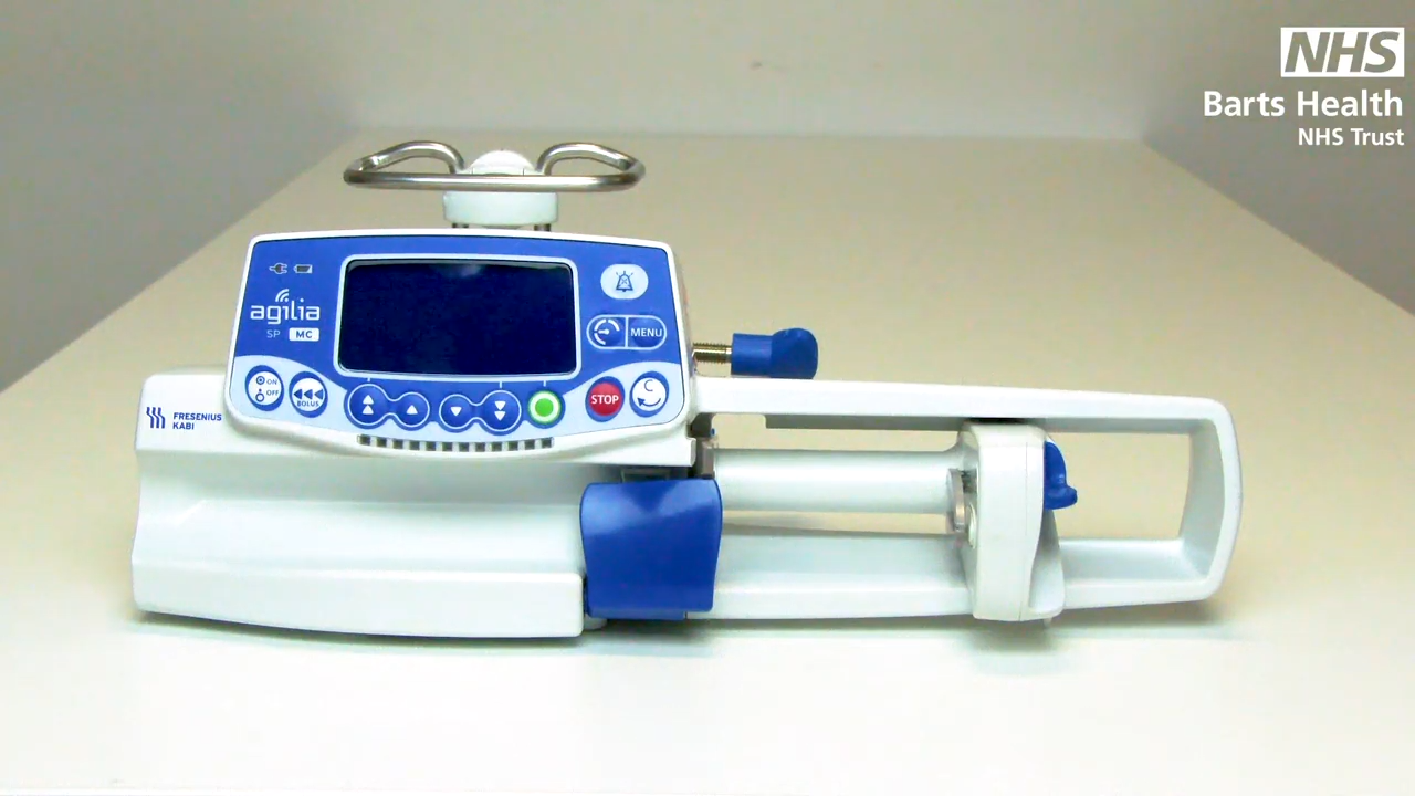 Infusion Pump Training