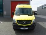Mercedes-Benz Sprinter 316 CDI Ambulance - Front