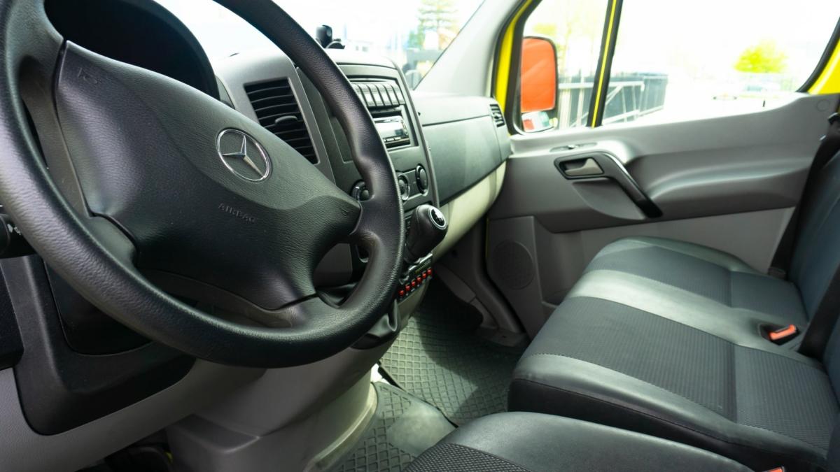 Mercedes-Benz Sprinter 316 CDI Ambulance - Interior