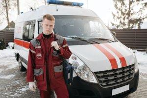 Ambulance Service - EMS Paramedic