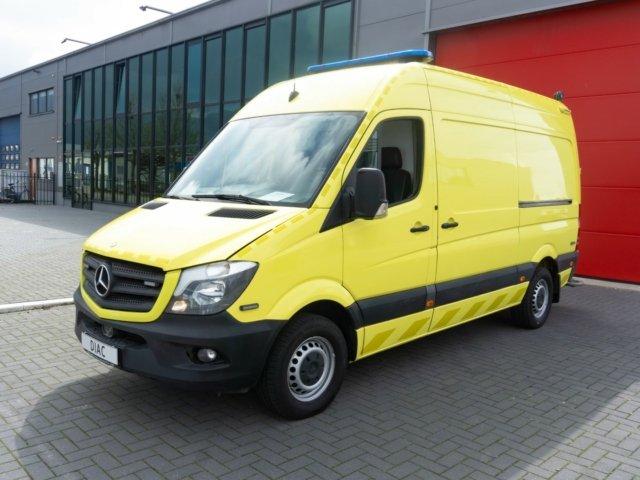 Mercedes-Benz Sprinter 316 CDI Ambulance – Belgium Registration – 2015 (21095)