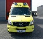 Mercedes-Benz Sprinter 319 CDI Ambulance - Front