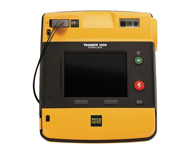 Physio-Control LIFEPAK 1000 AED Trainer (10)