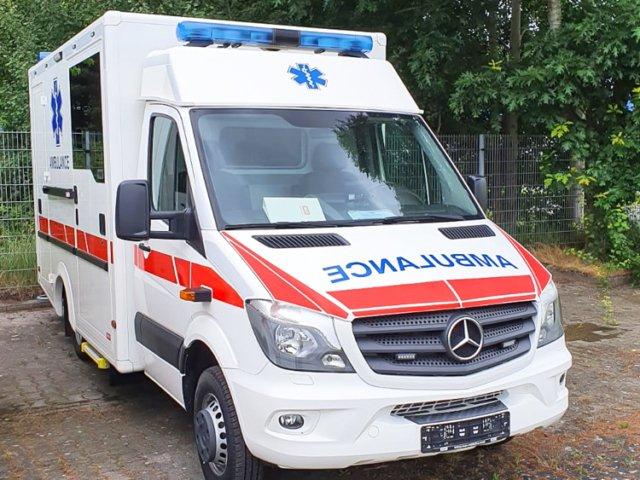 Mercedes-Benz Sprinter 515 CDI Ambulance (NEW, EURO 3)