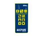 ZOLL AED Plus Defibrillator Trainer 2 - Remote Control