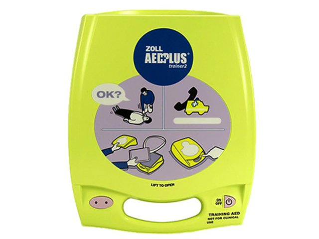 ZOLL AED Plus Defibrillator Trainer 2 (Dutch Language)