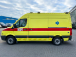 Volkswagen LT Ambulance - Side View