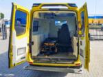 Mercedes-Benz Sprinter 316 CDI Ambulance - Back Doors Open