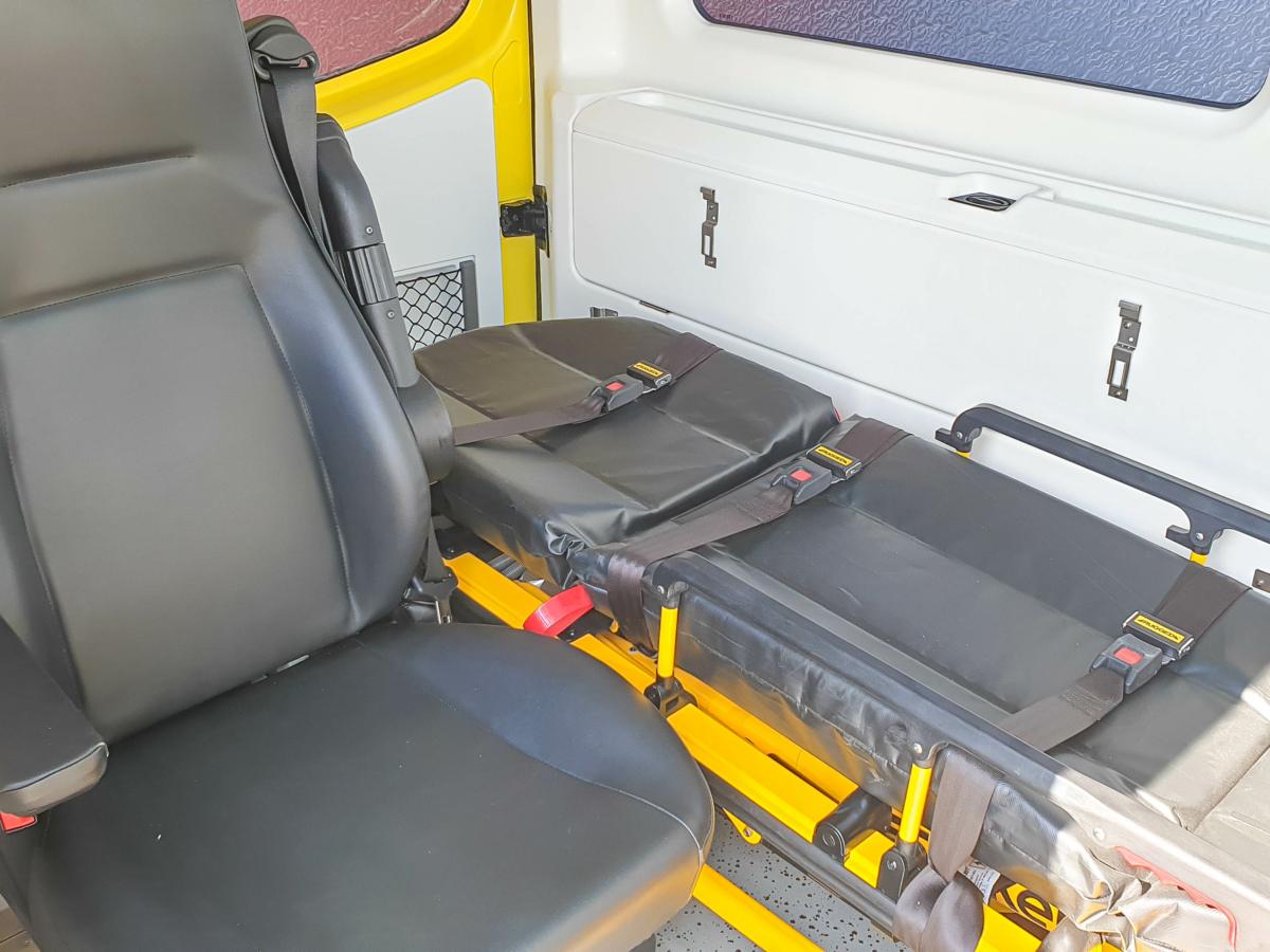 Mercedes-Benz Sprinter 316 CDI Ambulance - Powerload + Powerpro XT