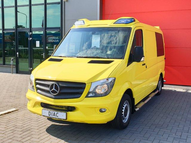 Mercedes-Benz Sprinter 316 CDI Ambulance – 2016 (21185)