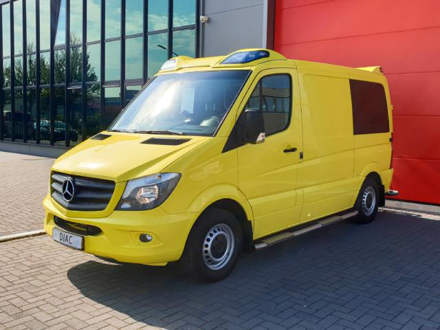 Mercedes-Benz Sprinter 316 CDI Ambulance – 2016 (21170)